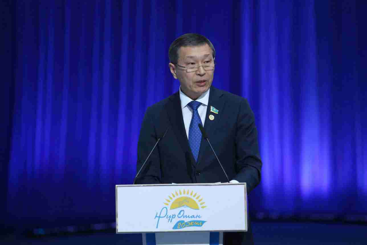 В Казахстане назначен новый вице-спикер Сената