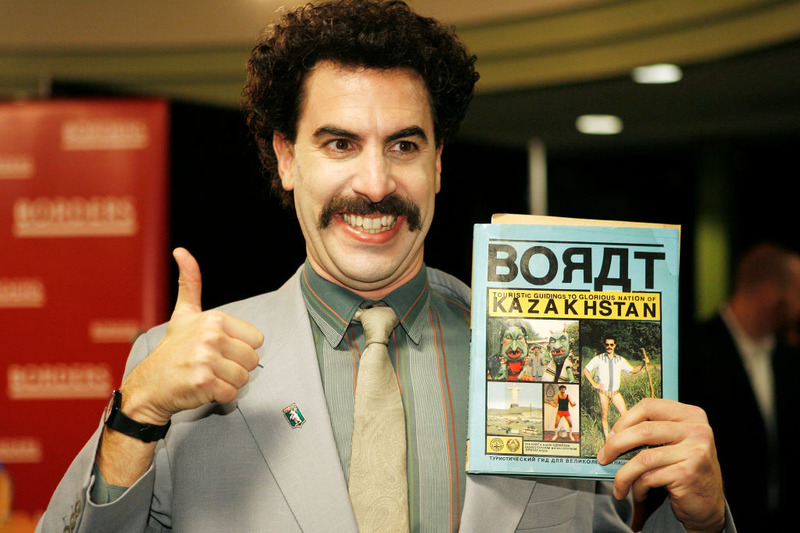 Борат-2: объявлено полное название фильма