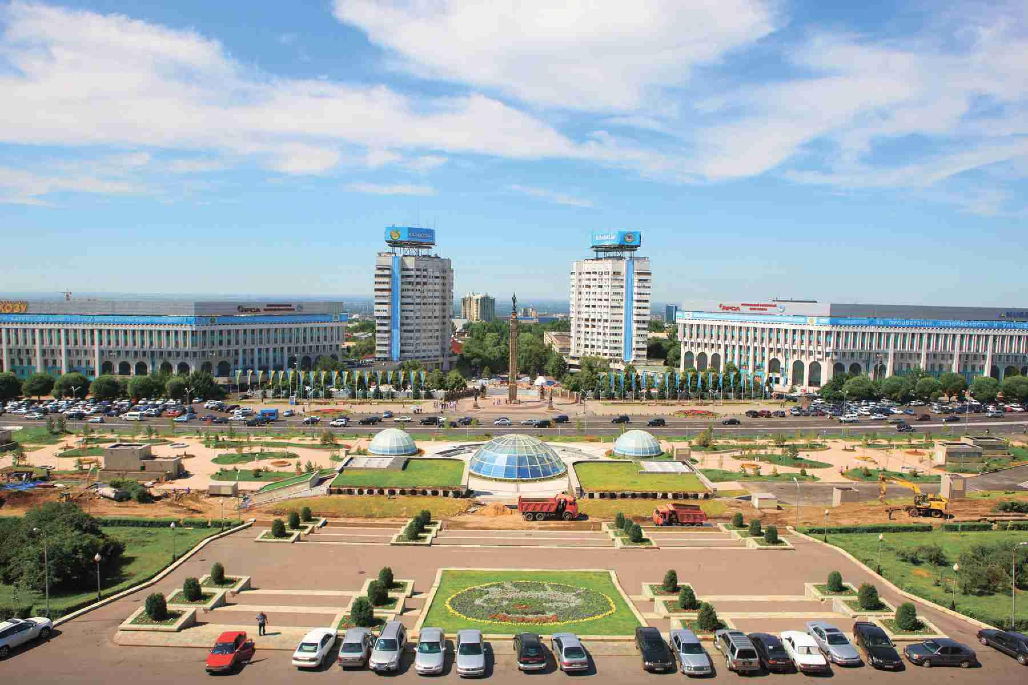 50 оттенков голубого покажут в Алматы