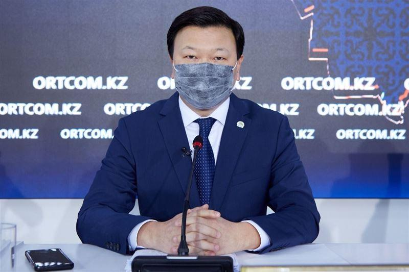 Министр здравоохранения РК Алексей Цой озвучил сценарии развития эпидситуации в стране