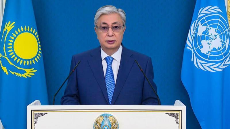 Президент Казахстана Касым-Жомарт Токаев выступит с видеообращением 25 мая 2021 года