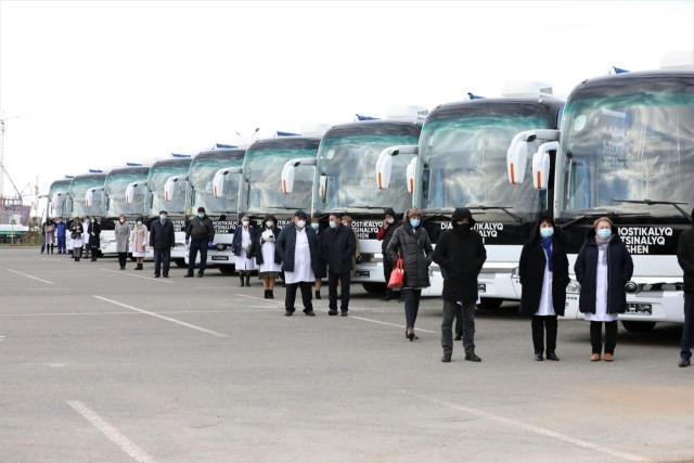 В Уральске общественный транспорт стал благоприятной средой для распространения ковида